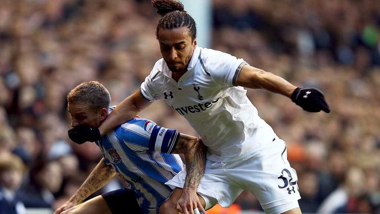 Benoit Assou-Ekotto: Confident that he will remain first-choice left-back at Tottenham