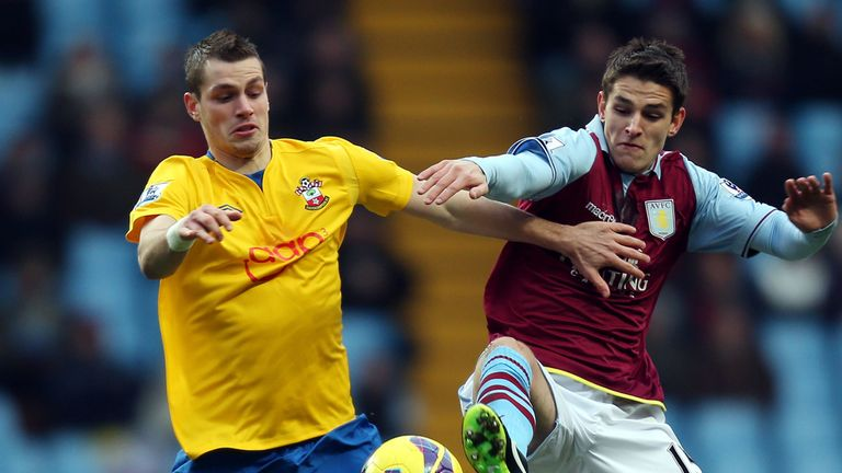 Ashley Westwood: Known as the 'water carrier' at Villa Park