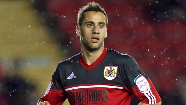 Sam Baldock: Earned Bristol City a point