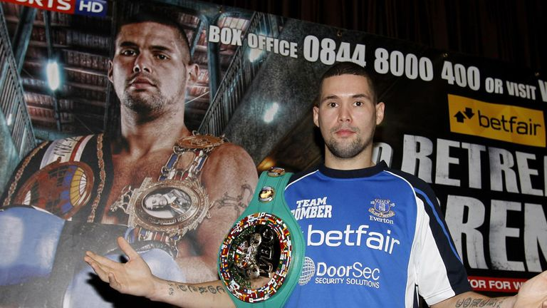 Tony Bellew: Has set his sights on a world title shot