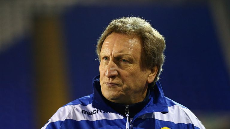 Neil Warnock: Leeds boss has set his sights on play-offs