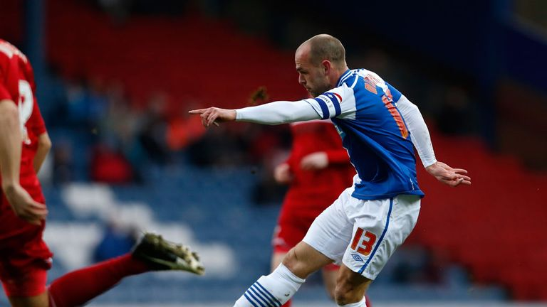 Danny Murphy: Former Blackburn captain was not involved against Millwall