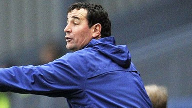 Gary Bowyer: Happy to stay in the Blackburn post on a short-term basis