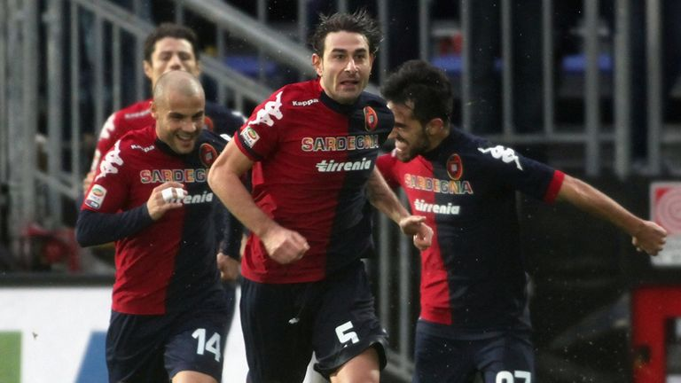 Genoa: Club fined after supporters interrupted match