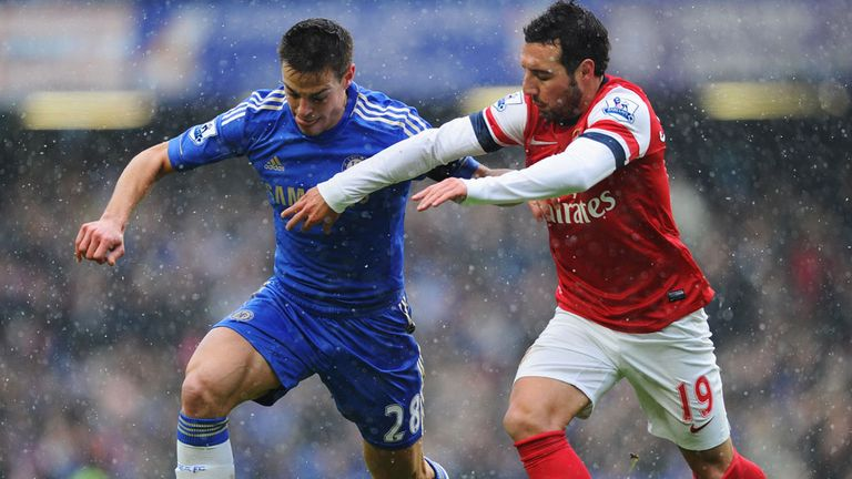 Chelsea and Arsenal: London rivals could meet in Premier League play-off