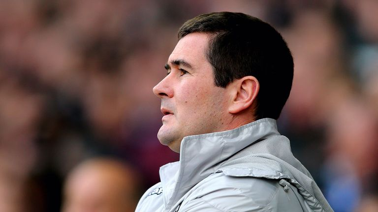 Nigel Clough: Doesn't see the benefit of going into the loan market