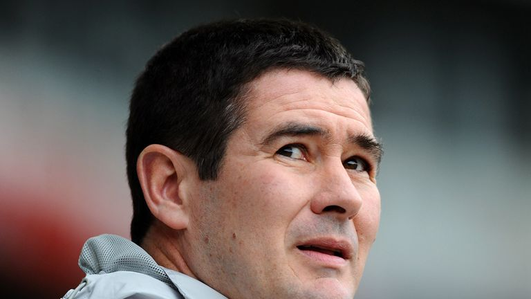 Nigel Clough: Waiting on news over Michael Hoganson
