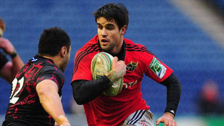 Conor Murray: Ireland scrum-half ready for Wales challenge