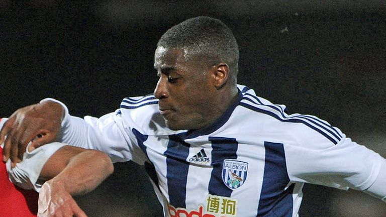 Donervorn Daniels: Returns to Baggies