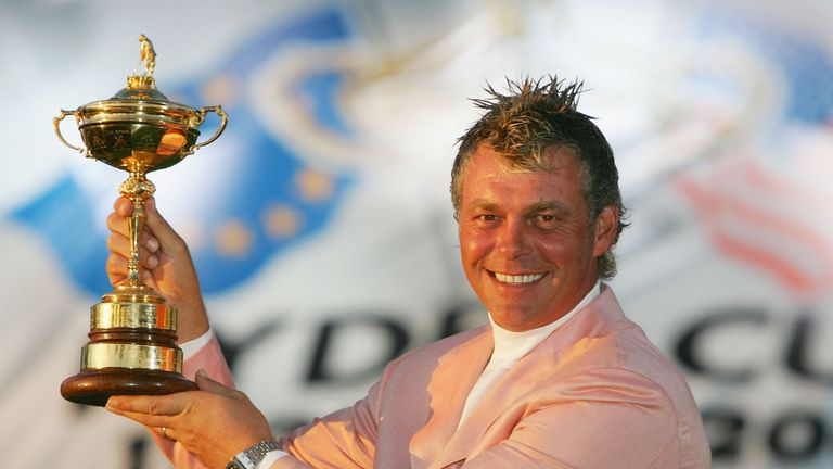 Darren Clarke, a veteran of seven Ryder Cups, will offer his insights for Sky Sports at Gleneagles