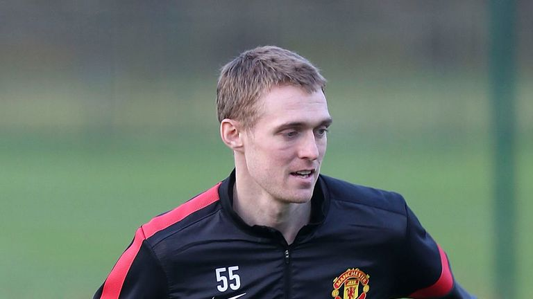 Darren Fletcher: Out for the season