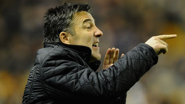 Dean Saunders: Happy with away point at Sheffield Wednesday