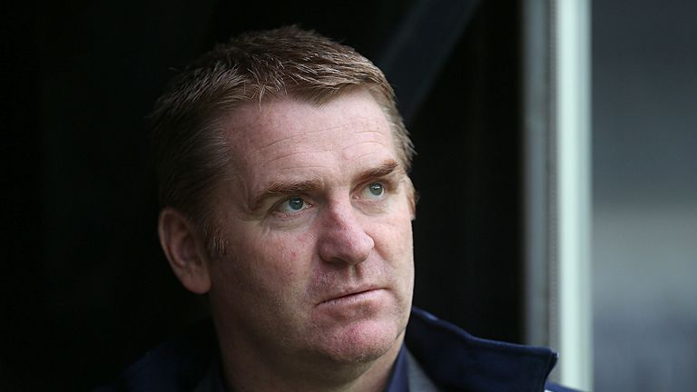 Dean Smith: Walsall were average
