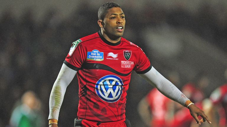Delon Armitage: Eight-week ban for Toulon full-back