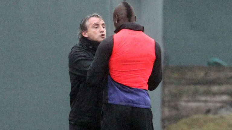 Mario Balotelli: A 'rotten apple' who could infect AC Milan, according to Silvio Berlusconi