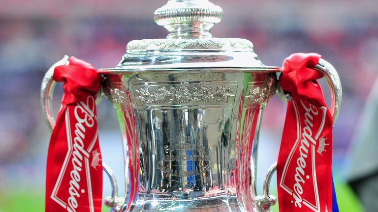 Manchester United are bidding to win the FA Cup for the 12th time