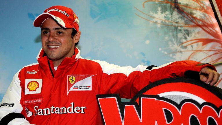 Felipe Massa: A happier man these days