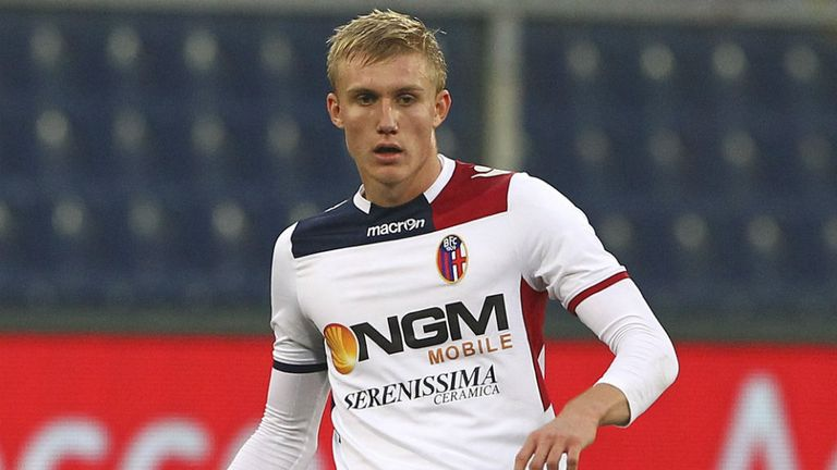 Frederik Sorensen: Being linked with a move to the Premier League