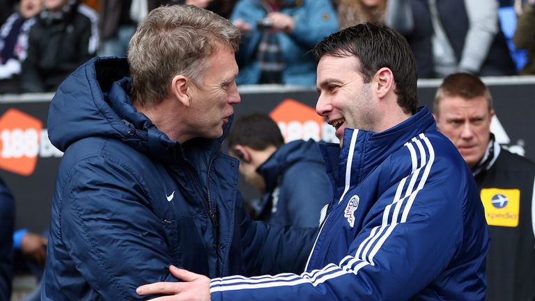 Dougie Freedman: Believes Bolton are heading in the right direction