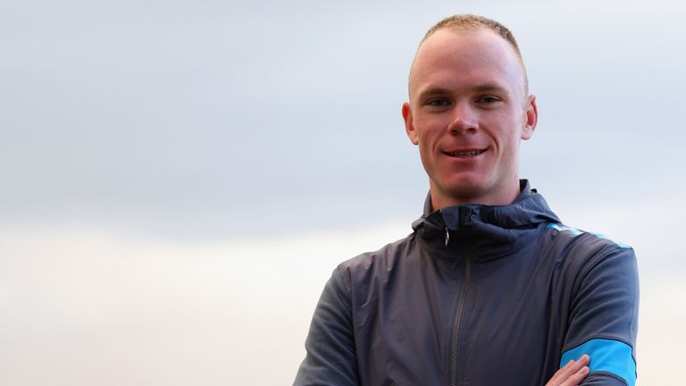 Chris Froome: Is confident he can win the Tour de France