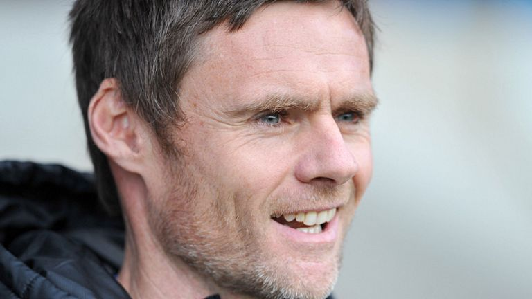 Graham Alexander: Busy in transfer window