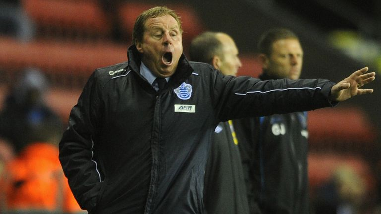 Harry Redknapp: Pleased to avoid defeat