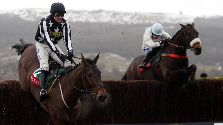 Imperial Commander: Set to head straight to Cheltenham