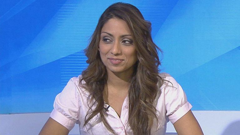 Isa Guha: said beaten England were ill-disciplined rather than complacent
