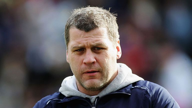 James Lowes: Keen to have another crack at a head coach's job in Super League