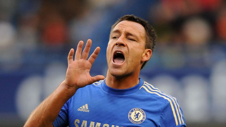John Terry: Remains fully committed to Chelsea