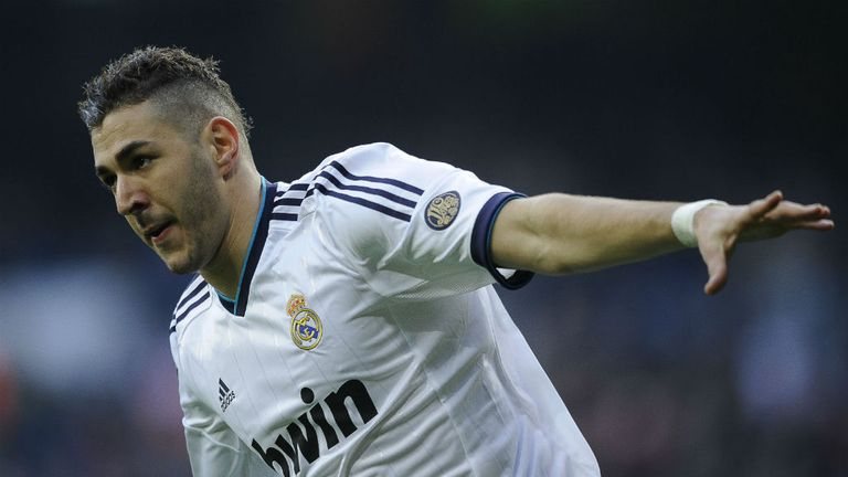 Karim Benzema: Hoping he will be fit for El Clasico