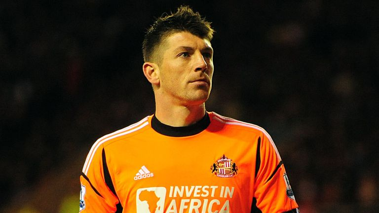Keiren Westwood: Sunderland goalkeeper may have to consider his future