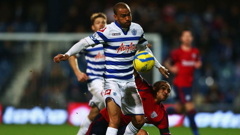 Kieron Dyer: Released by QPR as he does not figure in Harry Redknapp's plans