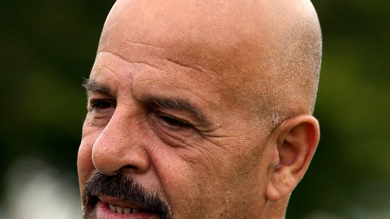 Marwan Koukash: Believes Salford have been 'victimised' by the RFL