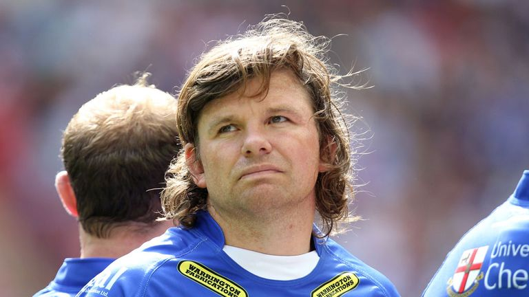 Lee Briers: keen to banish the memory of Warrington's 2012 Grand Final defeat to Leeds