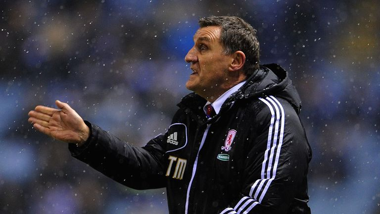 Tony Mowbray: Has praised the young strikers many attributes