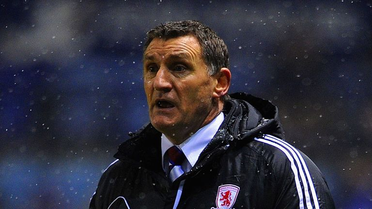 Tony Mowbray: Middlesbrough won't have to spend big if they achieve promotion