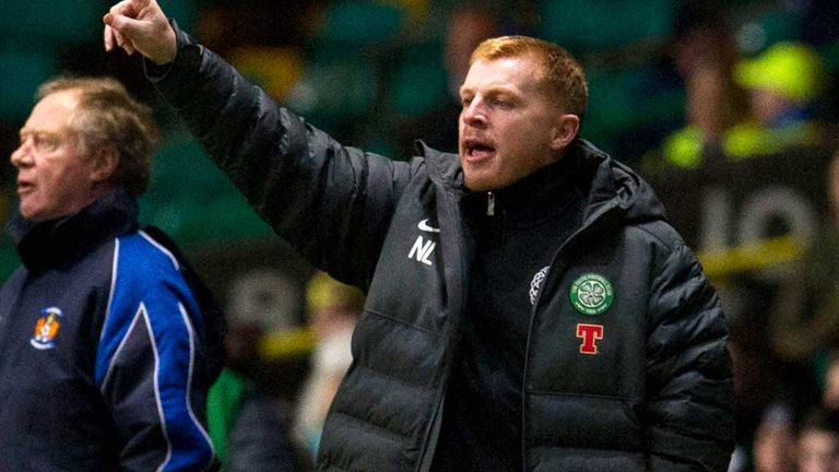 Neil Lennon: Sweating on injuries to Izaguirre and Samaras