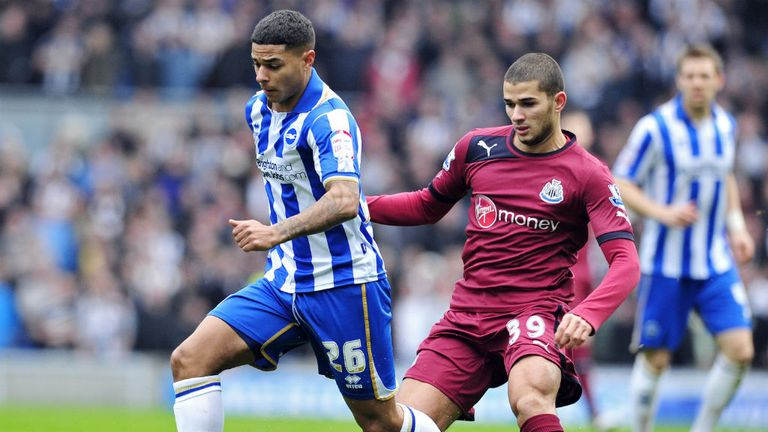 Mehdi Abeid: Failed to make the desired impact at Newcastle and was loaned to St Johnstone