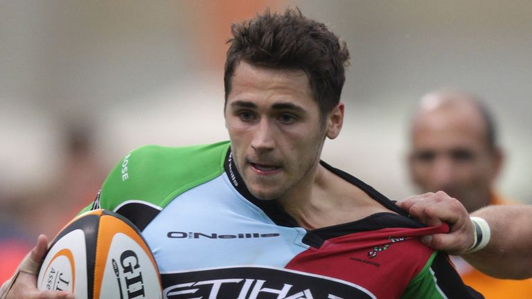 Ollie Lindsay-Hague: One of the players to agree a new deal with Quins
