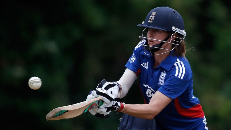 Lydia Greenway: Delighted with England's start in the tournament