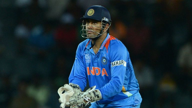 Mahendra Singh Dhoni: Led India to series win over England