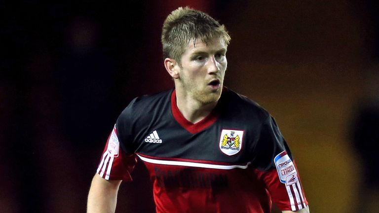 Mark Wilson: Has made eight appearances for Bristol City