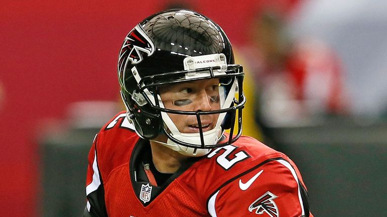 Matt Ryan: Staying positive ahead of the Falcons' Divisional Round clash with Seattle