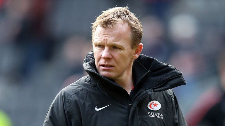 Mark McCall: Gunning for former club Ulster on Saturday