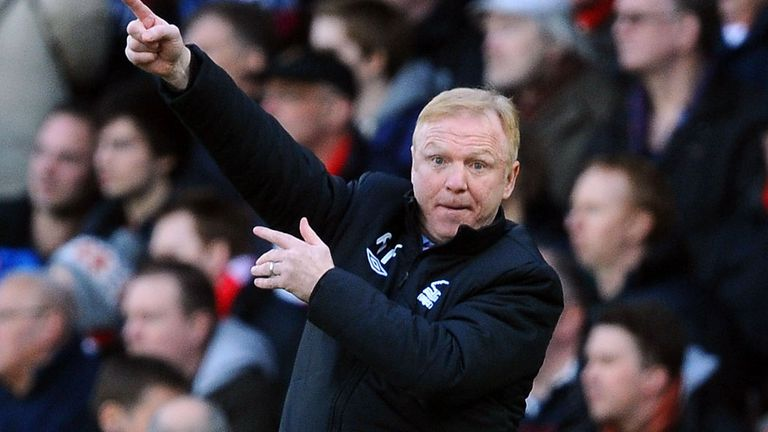 Alex McLeish: Owner insists his position is not under threat