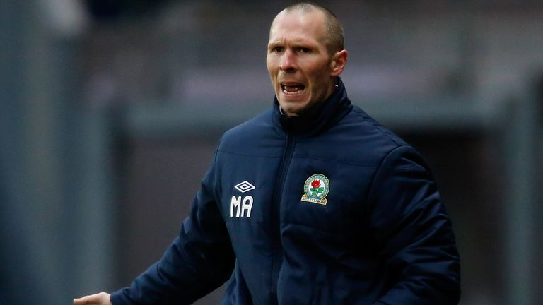 Michael Appleton: Aware that he must undertake a rebuilding programme at Blackburn