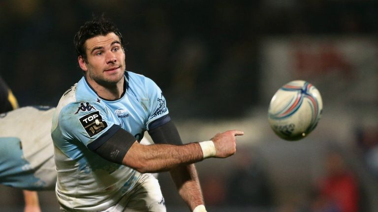 Mike Phillips: Welshman scored the winning late in the contest
