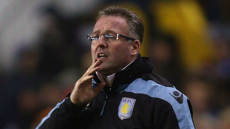 Paul Lambert: Dumped out of two cup competitions in a week