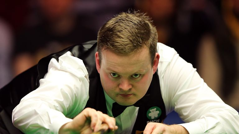 Shaun Murphy: would welcome chance to play Jimmy White at the Crucible
